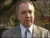 Paddy McNaught