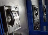 BT payphones
