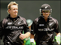 Scott Styris and Brendon McCullum