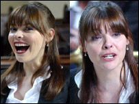 Tracy Barlow in Coronation Street