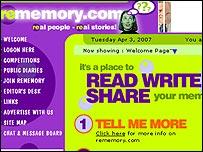 Rememory.com