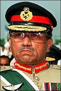 President General Pervez Musharraf