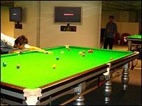 Inside the World Snooker Academy