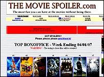 Movie Spoiler