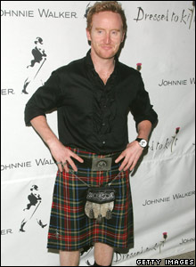 Actor Tony Curran