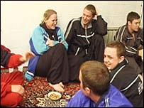 British captives in Iran