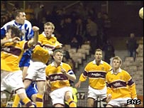 Colin Nish heads home for Kilmarnock