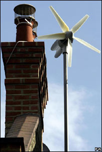 David Cameron's wind turbine