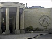 High Court in Glasgow (Crown Copyright)