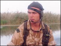 Corporal Dean Harris