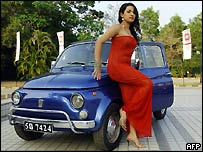 Fiat and model in Sri Lanka