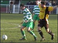 Stewart Vaughan (pictured left)