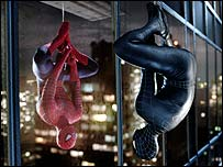 Still from Spider-Man 3