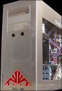Voodoo PC, Hewlett-Packard