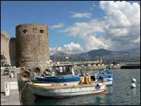 Corsica, BBC