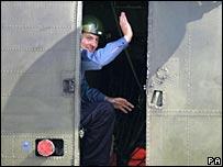 Leading Seaman Chris Coe