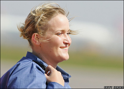 Leading Seaman Faye Turney