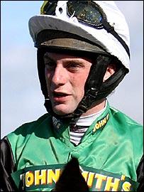 Jockey Niall Madden