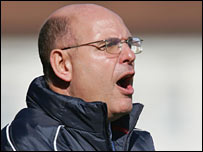 Dagenham & Redbridge manager John Still