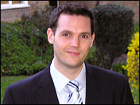 Barrister Tom Brennan