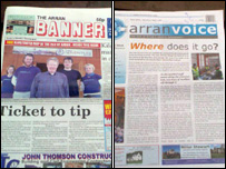 The Banner and the Voice