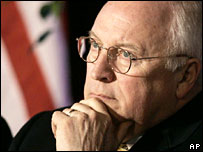 Vice-President Dick Cheney