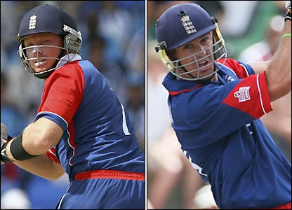 Ian Bell and Kevin Pietersen defy Australia's bowlers
