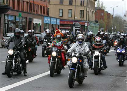 Bikers (picture by Scott McInnes from Hamilton)