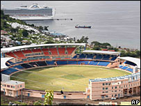 Grenada's National Stadium