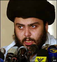 Moqtada al-Sadr (file image)