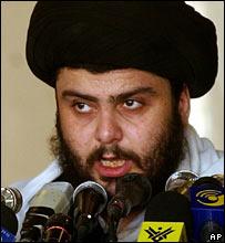 Moqtada al-Sadr (file image)