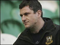 Northampton coach Paul Grayson