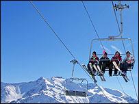Ski lift in Andermatt (pic: Andermatt tourist office website)