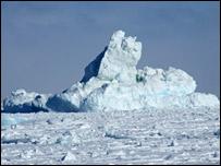 Iceberg, BBC