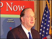 Джон Рокфеллер-четвертый (фото с официального сайта сенатора Рокфеллера)