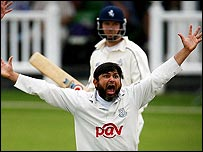 Sussex's Mushtaq Ahmed