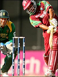 Ramnaresh Sarwan hits out