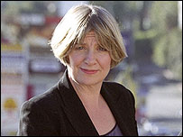 Victoria Wood played a wartime housewife in the drama
