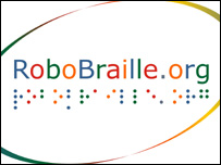 Image of the RoboBraille logo