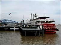 Пристань на Миссиссипи