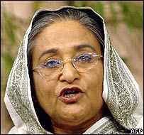 Sheikh Hasina