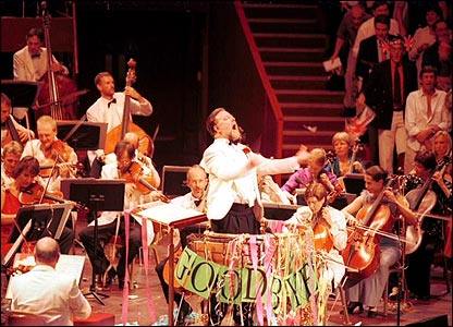 The Last Night of The Proms in 2000