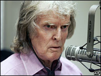 DJ Don Imus appears on the Rev Al Sharpton's show