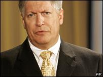 Prosecutor Mike Nifong
