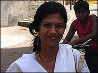Hansa, an outreach worker