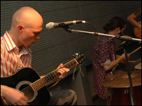 Савва Терентьев, музыкант группы project:a (фото с сайта www.projecta.by.ru)