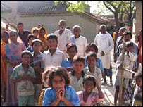 Uttar Pradesh village