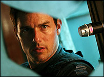 Tom Cruise in Mission Impossible III