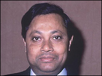 Former Bangladeshi Law Minister, Moudud Ahmed