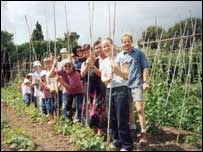 Launch of Stroud Community Agriculture